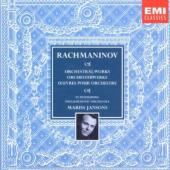 Album artwork for Rachmaninov: Orchestral Works / Mariss Jansons