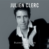 Album artwork for JULIEN CLERC PLATINUM COLLECTION