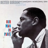 Album artwork for Dexter Gordon : Our Man in Paris (RVG)