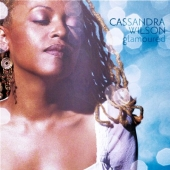 Album artwork for CASSANDRA WILSON - GLAMOURED