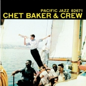Album artwork for CHET BAKER AND CREW