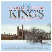 Album artwork for CAROLS FROM KING'S - King's College Choir/ Willc