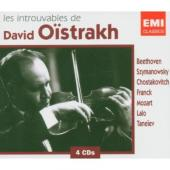Album artwork for LES INTROUVABLES DE DAVID OISTRAKH