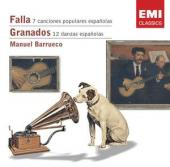 Album artwork for falla, granados