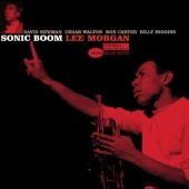 Album artwork for LEE MORGAN: SONIC BOOM