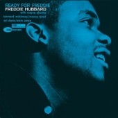 Album artwork for FREDDIE HUBBARD - READY FOR FREDDIE (RVG)