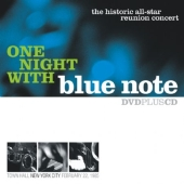 Album artwork for ONE NIGHT WITH BLUE NOTE