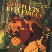 Album artwork for TRIPLETS OF BELLEVILLE, THE