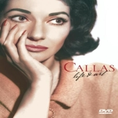 Album artwork for CALLAS LIFE & ART