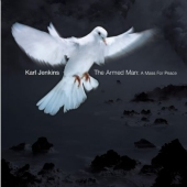 Album artwork for Jenkins: The Armed Man, A Mass for Peace