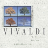 Album artwork for Vivaldi - the Four Seasons (Menuhin)