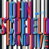 Album artwork for John Scofield HAND JIVE