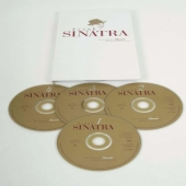 Album artwork for Sinatra: The Complete Capitol Singles Collection