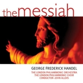 Album artwork for MESSIAH - London Phil. Orch and choir