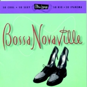 Album artwork for BOSSA NOVAVILLE