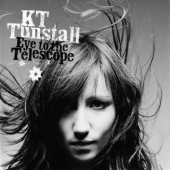 Album artwork for K T TUNSTALL: EYE TO THE TELESCOPE