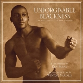 Album artwork for UNFORGIVABLE BLACKNESS
