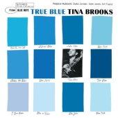 Album artwork for Tina Brooks: True Blue