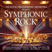 Album artwork for SYMPHONIC ROCK