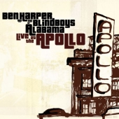 Album artwork for LIVE AT THE APOLLO