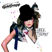 Album artwork for Goldfrapp - Black Cherry