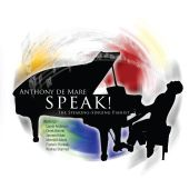 Album artwork for SPEAK! THE SPEAKING-SINGING PIANIST