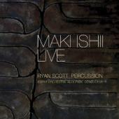 Album artwork for MAKI ISHII LIVE
