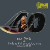 Album artwork for Zubin Metha: Live Recordings 1963-2006