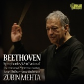 Album artwork for Beethoven: Symphonies 5 & 6 Mehta