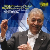Album artwork for Schubert & Mozart: Symphonies / Mehta