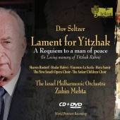 Album artwork for Seltzer: Lament for Yitzhak