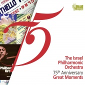 Album artwork for 75th Anniversary - Great Moments. Israel Philharmo