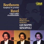 Album artwork for Beethoven: Symphony No. 3 / Sinopoli