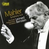 Album artwork for MAHLER. Symphony No.9. Israel Philharmonic, Bernst