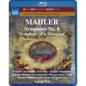 Album artwork for Mahler: Symphony No. 8 / Wit