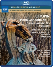 Album artwork for Chopin: Piano Concerto no. 1