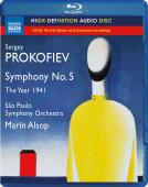 Album artwork for Prokofiev: Symphony 5, The Year 1941