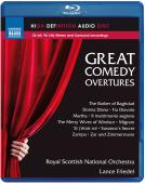 Album artwork for Great Comedy Overtures
