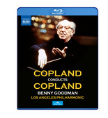 Album artwork for COPLAND CONDUCTS COPLAND (BR)