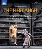 Album artwork for Prokofiev: The Fiery Angel