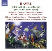 Album artwork for Ravel: L'Enfant et les sortileges