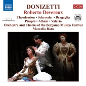 Album artwork for Donizetti: Roberto Devereux / Rota