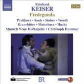 Album artwork for Keiser: Fredegunda / Hammer