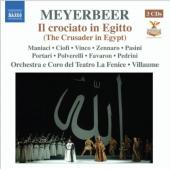 Album artwork for Meyerbeer: Il crociato in Egitto