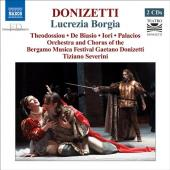 Album artwork for Donizetti: Lucrezia Borgia