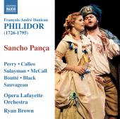 Album artwork for Philidor: Sancho Panca