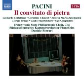 Album artwork for Pacini: Il convitato di pietra