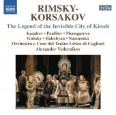 Album artwork for Rimsky-Korsakov: Legend of the Invisible City of K