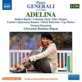 Album artwork for Generali: Adelina (Live)