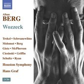 Album artwork for Berg: Wozzeck, Op. 7 (Live)